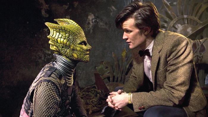 NRJ12, Doctor Who, 20h15 - 21h15, S05E08 - La révolte des Intra-terrestres, Accéder à la TV en direct