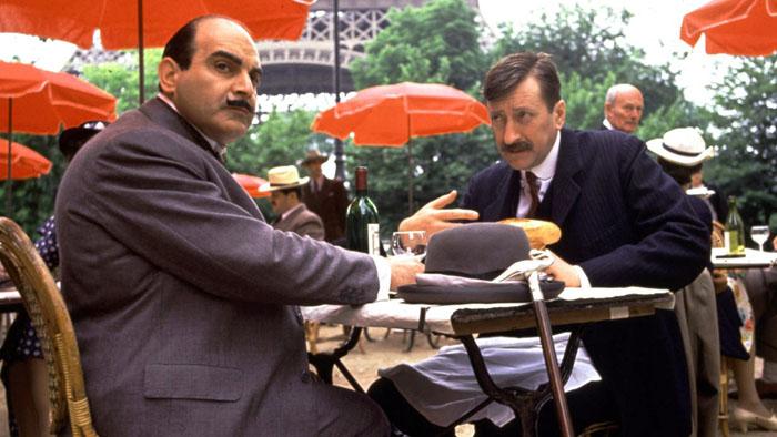 TMC, Hercule Poirot, 15h15 - 17h00, S04E02 - La mort dans les nuages, Accéder à la TV en direct