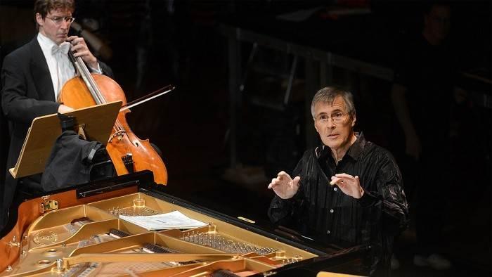 Christian Zacharias joue le «Concerto pour piano n°5» de
