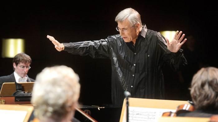 Christian Zacharias joue le «Concerto pour piano n°1» de