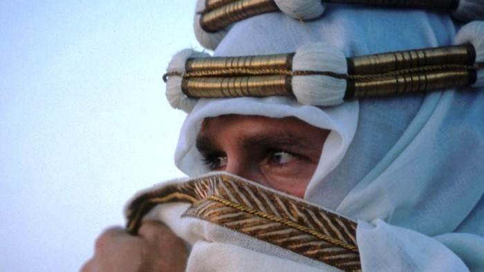 Lawrence d'Arabie, récit d'une légende
