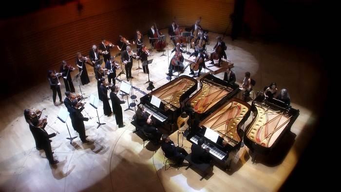 Martha Argerich et ses amis