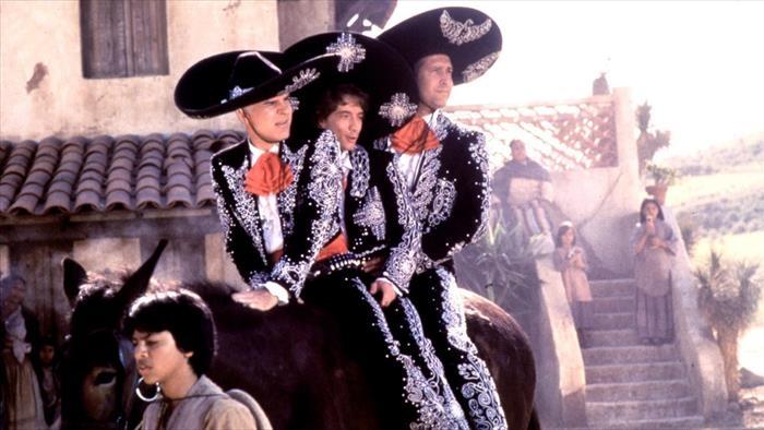 Trois Amigos