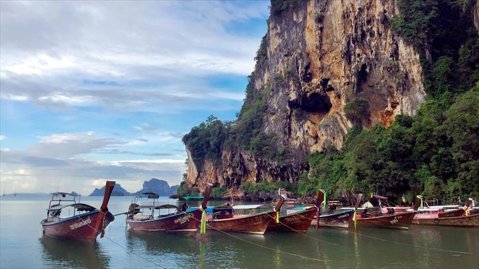 ARTE, Thaïlande, la beauté sauvage, 18h10 - 18h55, Documentaire, Accéder à la TV en direct