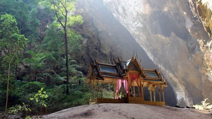 ARTE, Thaïlande, la beauté sauvage, 18h55 - 19h45, Documentaire, Accéder à la TV en direct