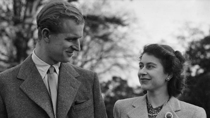 Le mari de la Reine, l'inconnu de Buckingham