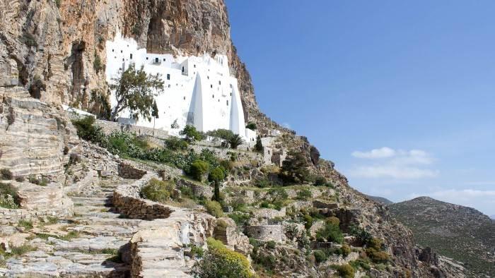 ARTE, La Grèce d'île en île, 18h15 - 19h00, Documentaire, Accéder à la TV en direct