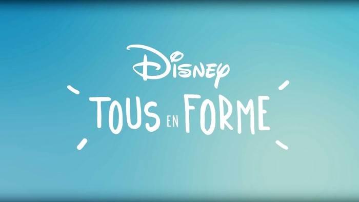Disney, tous en forme : l'astuce du jour