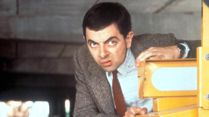 Les nouvelles aventures de Mr Bean