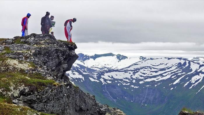 Flying Men au pays des Vikings