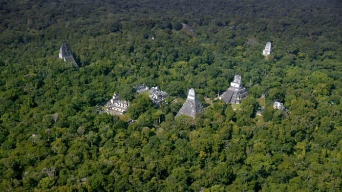 Les mystères de la dynastie des Serpents Mayas