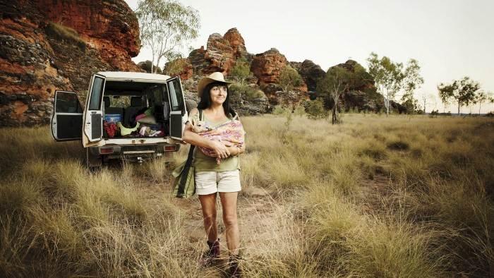 Les trésors de l'Outback