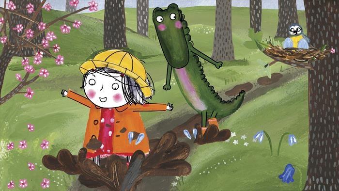 Rita et Crocodile