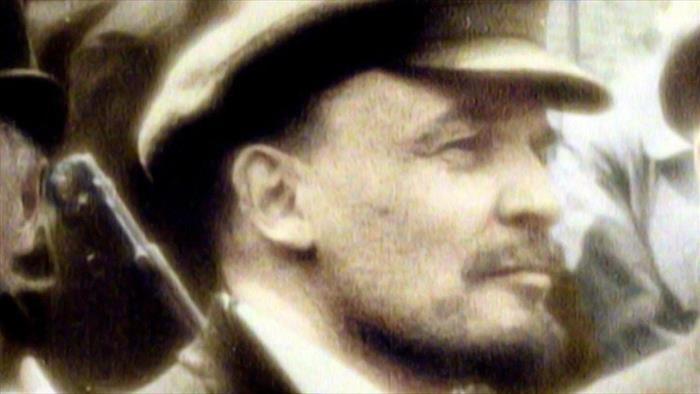 La révolution russe en couleurs