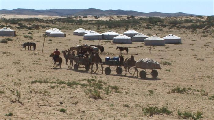 Mongolie, l'initiation nomade