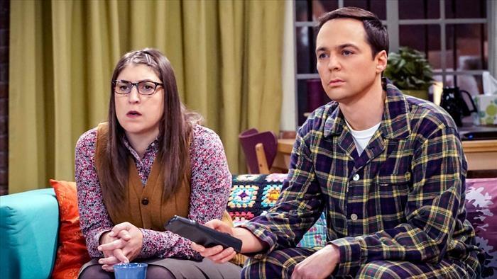 Magnéto Sheldon !