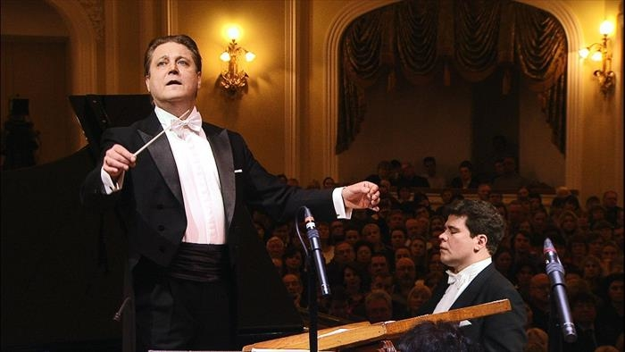 L'Orchestre du Tatarstan joue Glinka, Tchaikovski et Moussorgski