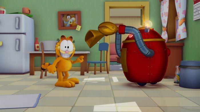 F3, Garfield & Cie, 7h50 - 8h00, Jeunesse, Accéder à la TV en direct