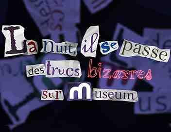 La nuit, il se passe des trucs bizarres sur Museum