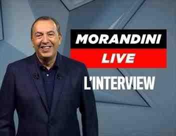 Morandini live : l'interview