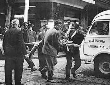 Le massacre de la rue d'Isly : le grand silence