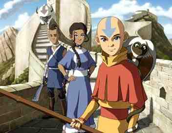 Avatar, le dernier maître de l'air