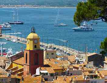 Côte d'Azur, la belle française