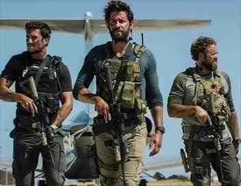13 heures : Les Soldats secrets de Benghazi