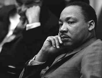 Justice pour Martin Luther King