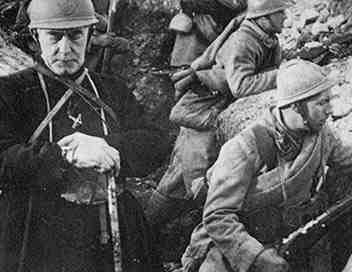 Les aumôniers héroïques, dans l'enfer de la guerre 14-18