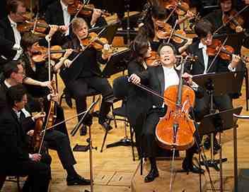 Yo-Yo Ma, Mariss Jansons et l'Orchestre de la Radio bavaroise