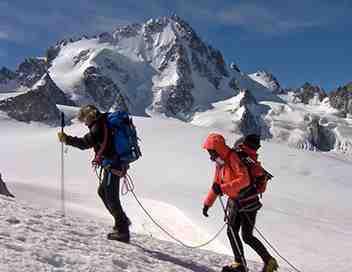 Un été au Mont Blanc