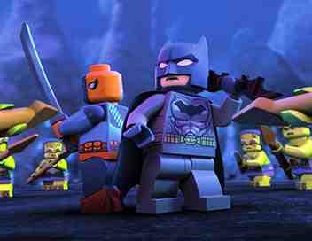Lego DC La Ligue des Justiciers : S'évader de Gotham City