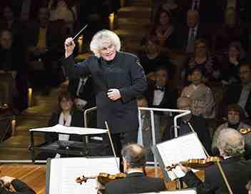 Simon Rattle et les Berliner Philharmoniker