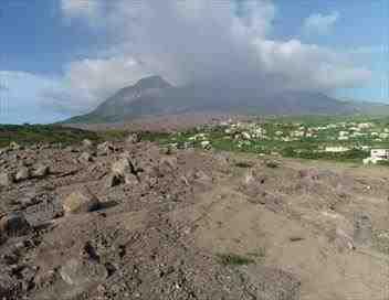 Des volcans et des îles