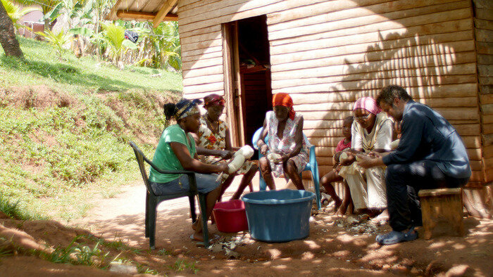 ARTE, A la rencontre des peuples des mers, 15h35 - 16h00, Documentaire, Accéder à la TV en direct