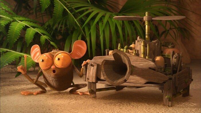 Les as de la jungle à la rescousse