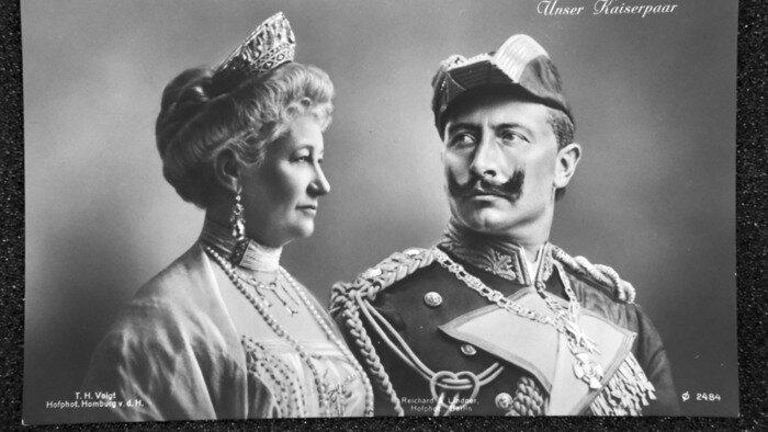 Augusta Victoria, dernière impératrice d'Allemagne