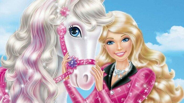 Barbie et ses s?urs au club hippique