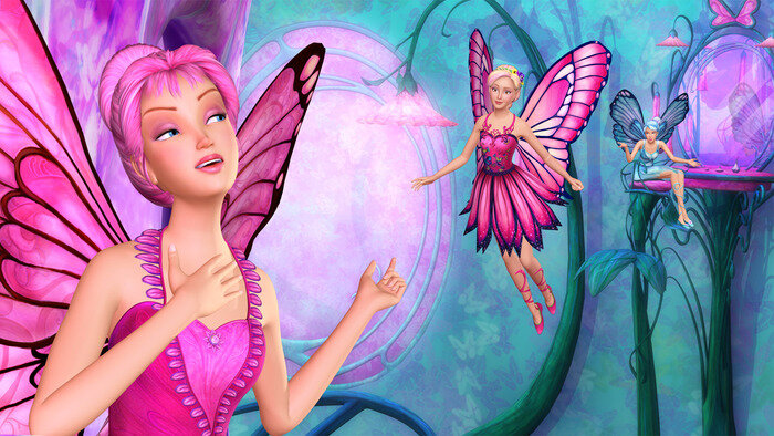 Barbie Fairytopia : Mariposa