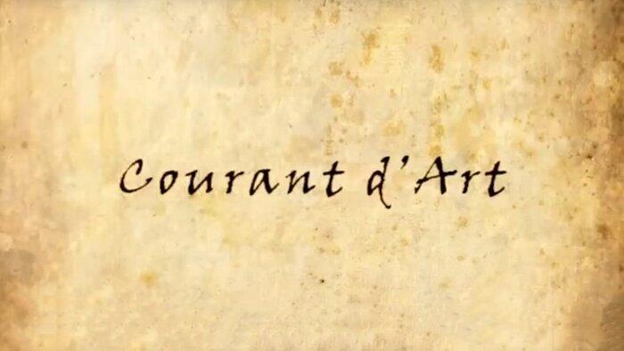 FRANCE 2, Courant d'art, 3h55 - 4h05, Documentaire, Accéder à la TV en direct