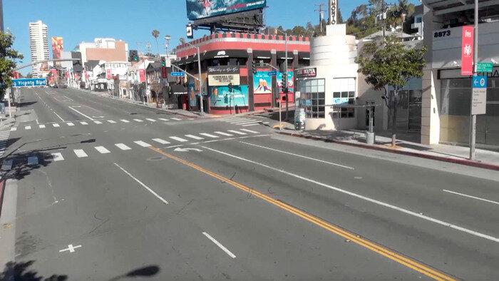 Covidwood, l'année où Hollywood s'arrêta
