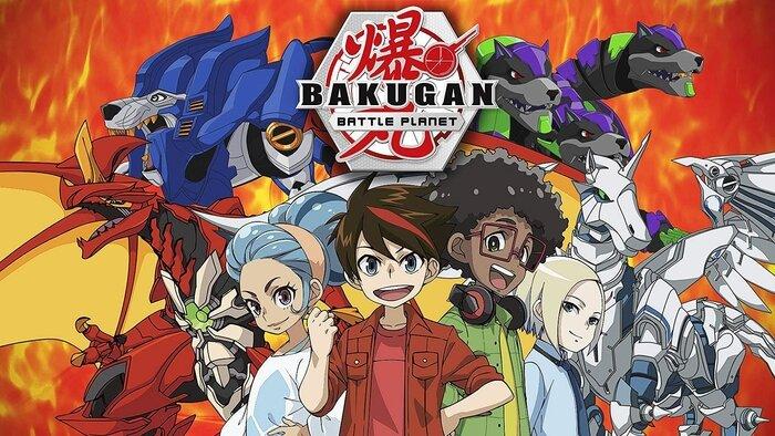 Bakugan : Armored Alliance