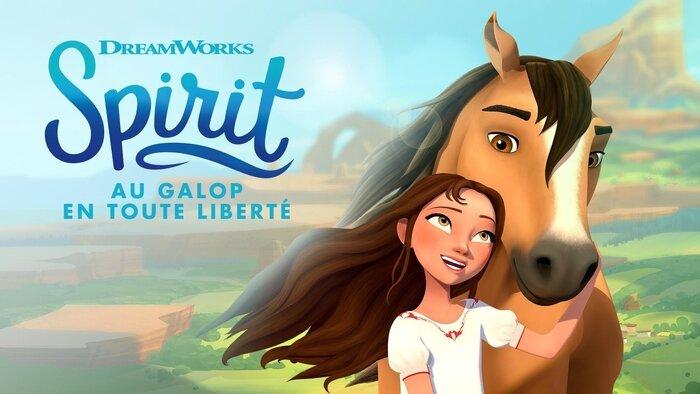 Spirit : Au galop en toute liberté - A l'école d'équitation