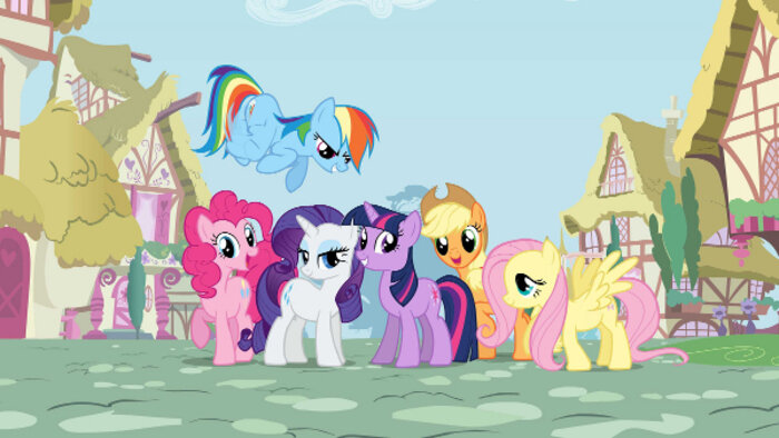 My Little Pony, les amies c'est magique !