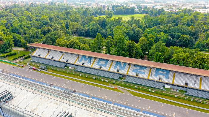 Formule 1 : Grand Prix d'Italie
