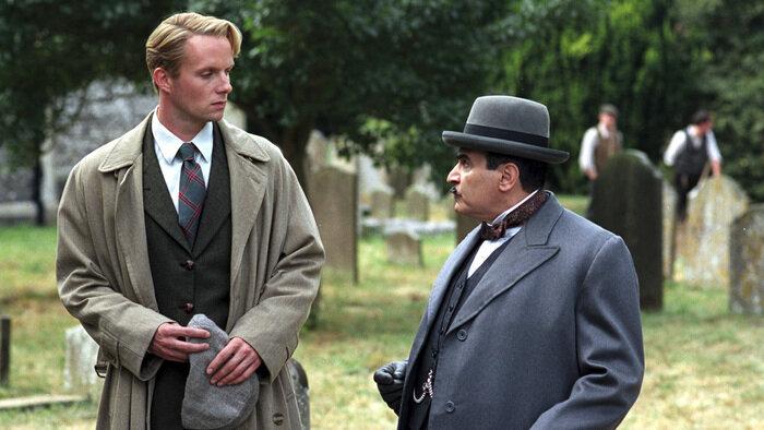 TMC, Hercule Poirot, 13h50 - 15h40, S09E02 - Hercule Poirot, Accéder à la TV en direct