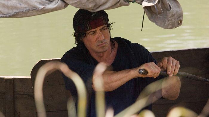 FRANCE 2, John Rambo, Interdit aux moins de 16 ans, 23h15 - 0h50, Film, Accéder à la TV en direct