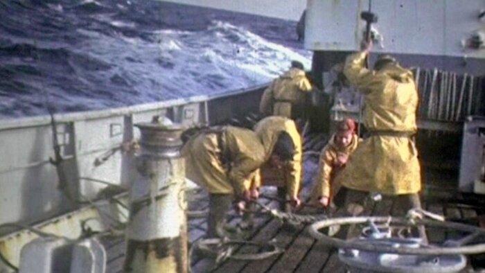 L'odyssée des forçats de la mer