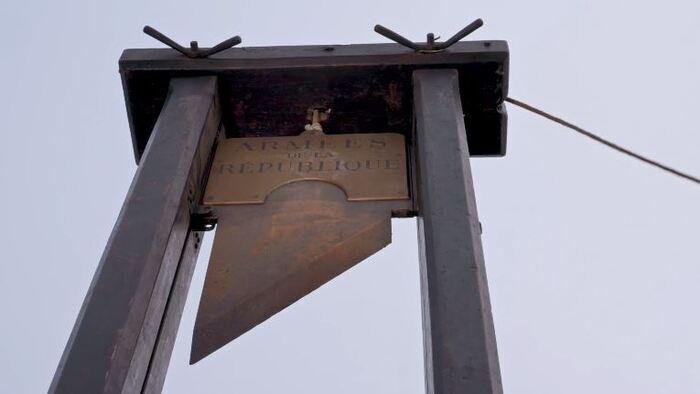 La guillotine, une invention bien française